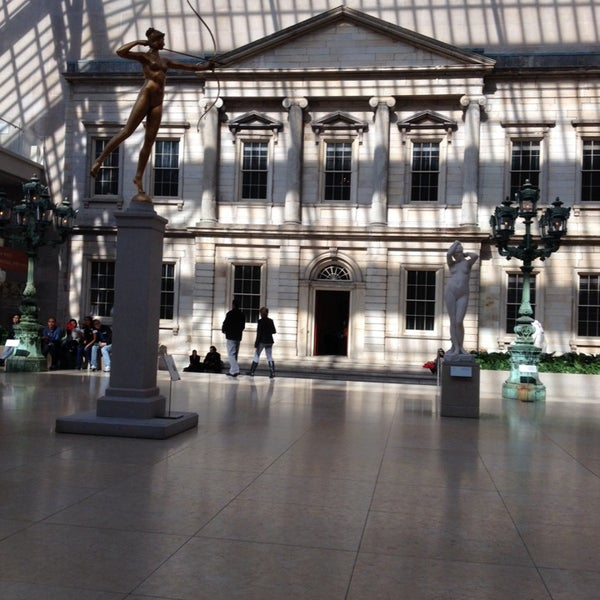 Photo taken at The Metropolitan Museum of Art by Lily on 3/9/2014