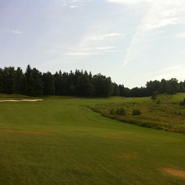 Photo taken at Ypsilon Golf Resort Liberec by Jan J. on 7/28/2013