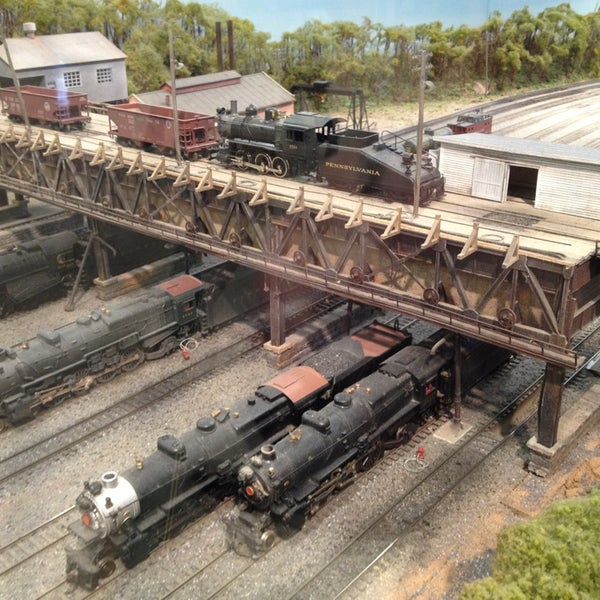 Photo taken at Railroad Museum of Pennsylvania by Tanya on 3/28/2013