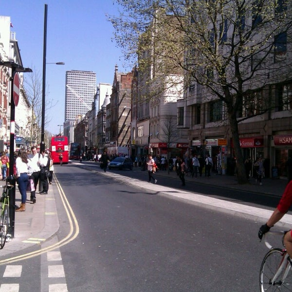 Photo taken at Oxford Street by Dorothy K. on 5/3/2013