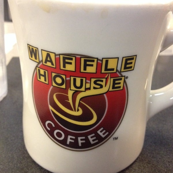Photo taken at Waffle House by Marc F. on 10/19/2013