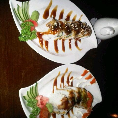 Photo taken at Nori The Japanese Kitchen Lounge by nindya c. on 1/12/2013