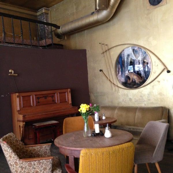 Nice Cafe Kreuzberg Berlin