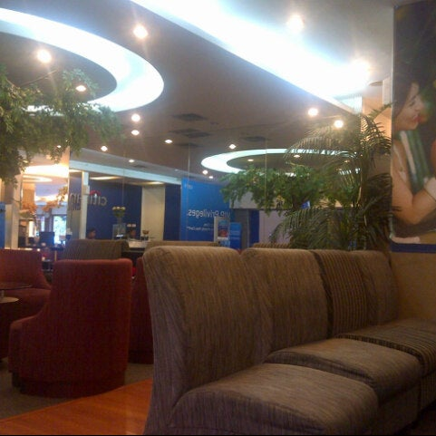 Photo taken at Citibank Lounge by Tumpal S. on 7/7/2013