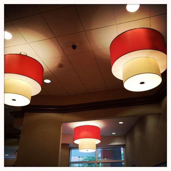 Photo taken at Hyatt Place Madison/Downtown by MoRiza on 7/18/2015