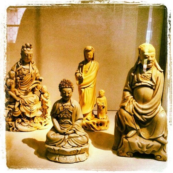 Photo taken at Museum Seni Rupa dan Keramik by Gilang K. on 2/12/2013