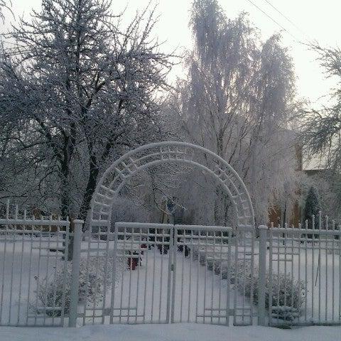 Снимок сделан в Международный университет «МИТСО» пользователем Natalia K. 1/14/2013