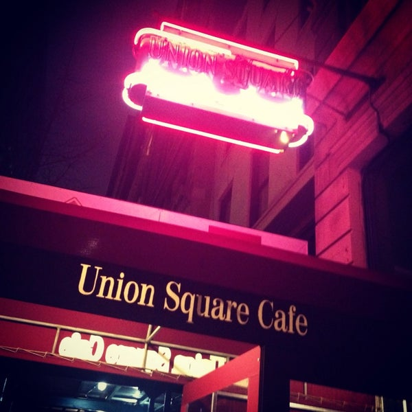 Photo taken at Union Square Cafe by Cheryl T. on 2/15/2014