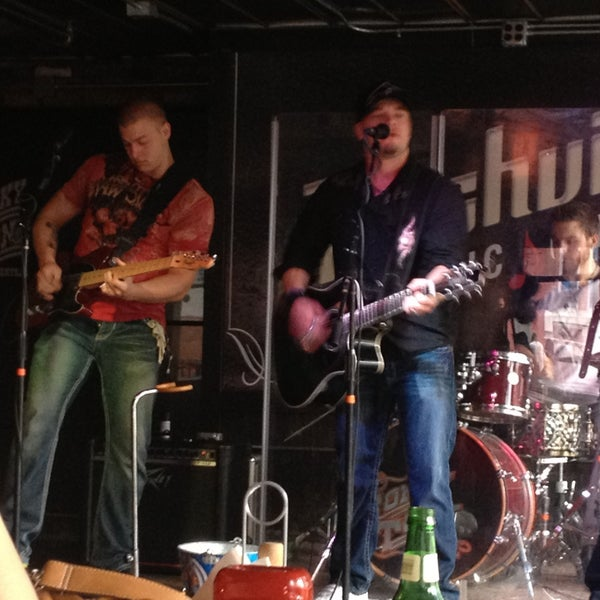Photo taken at Honky Tonk Central by Robin on 5/27/2013