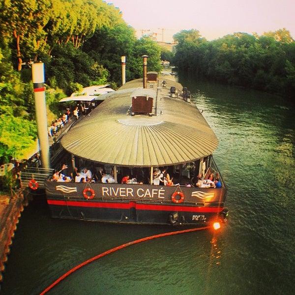 River caf french restaurant in issy les moulineaux - Jardin botanique issy les moulineaux ...