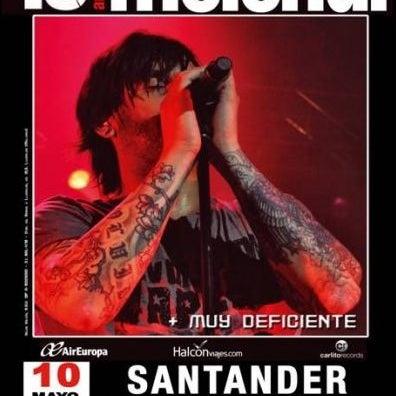 El 10 de mayo, 2 horas non-stop de Melendi para celebrar su décimo aniversario en el mundo de la música. http://goo.gl/wNPRmg