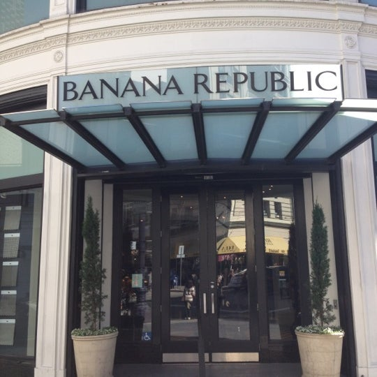 A Square One Banana Republic sales person was fired for working through a break, in breach of a written warning.