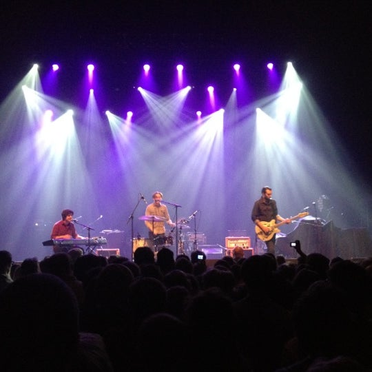 Photo taken at AB Ancienne Belgique by Sigita H. on 5/6/2012