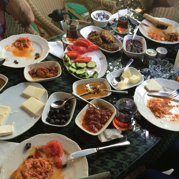 Photo taken at Sevgi Cafe by Asmin on 6/15/2014