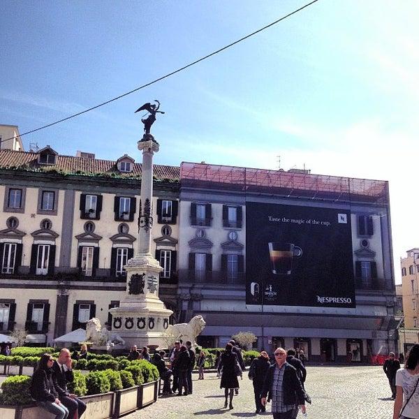 Photo taken at Piazza dei Martiri by Cristiano E. on 4/6/2013