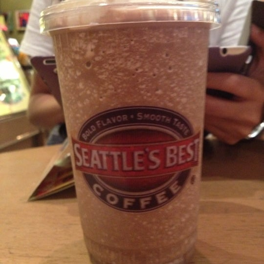 Photo taken at Seattle's Best Coffee by Heinie Brian H. on 10/26/2012