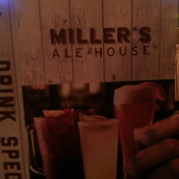 Photo taken at Miller's Ale House by Olga on 3/26/2016