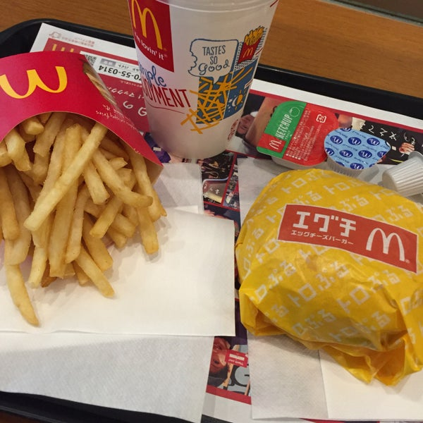 Photo taken at McDonald's by Uchio K. on 10/29/2015
