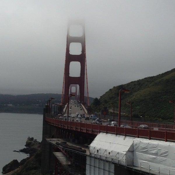 Photo taken at Vista Point by C B. on 4/2/2013