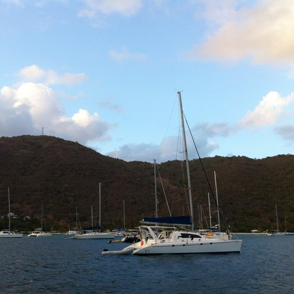 Photo taken at Jost Van Dyke Island by Seth B. on 4/18/2013