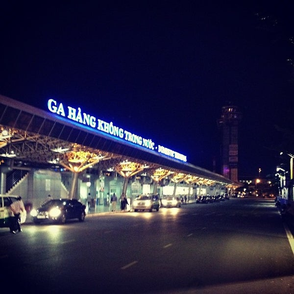 Photo taken at Tan Son Nhat International Airport (SGN) by Long T. on 10/23/2012