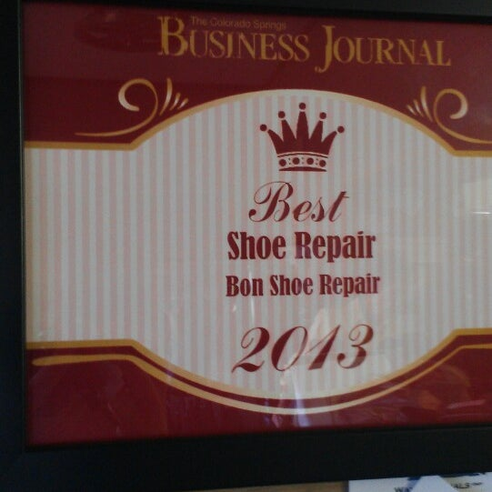 Shoe Repair Store In Chicago