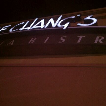 Photo taken at P.F. Chang's by Fred H. on 1/29/2012