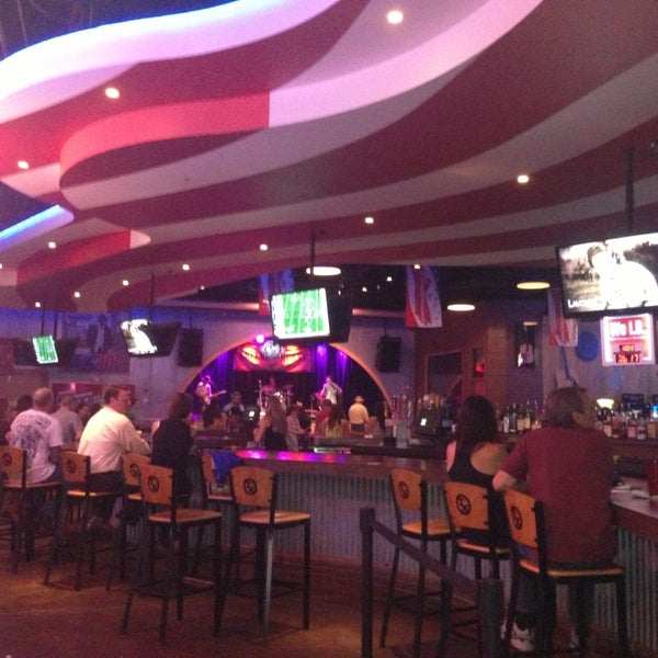 Photo taken at Toby Keith's I Love This Bar & Grill by JoLynn on 7/18/2013