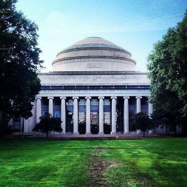 Photo taken at Massachusetts Institute of Technology (MIT) by Vishnu P. on 6/21/2013