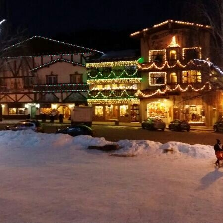Photo taken at Town of Leavenworth by Lizette P. on 2/6/2014