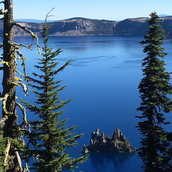 Photo taken at Crater Lake National Park by Brad R. on 8/23/2016