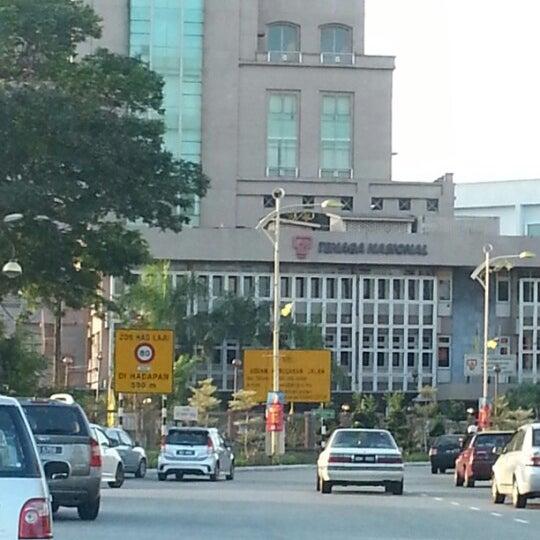 Photo taken at TNB Seremban by Azie on 2/1/2013