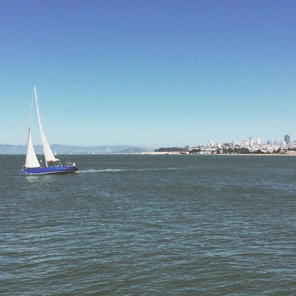 Photo taken at Crissy Field by Jobie R. on 6/29/2014