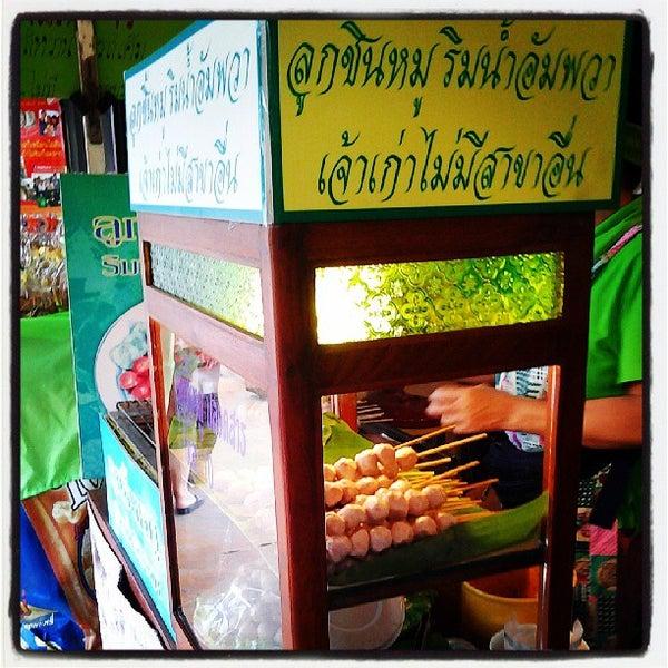 Photo taken at บ้านชมวิว (Baan Chom View) by Noppadol O. on 7/28/2013