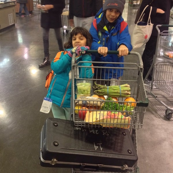 Photo taken at Whole Foods Market by Emma on 3/14/2014