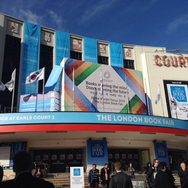 Photo taken at Earls Court Exhibition Centre by Col E. on 4/8/2014