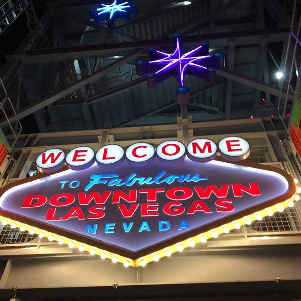 Photo taken at Downtown Las Vegas by Global T. on 9/24/2016