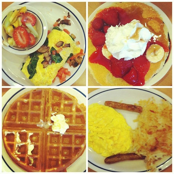 Photo taken at IHOP by April Joy C. on 3/23/2013