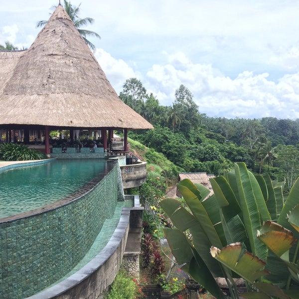 Photo taken at Viceroy Bali by Koss K. on 10/31/2016