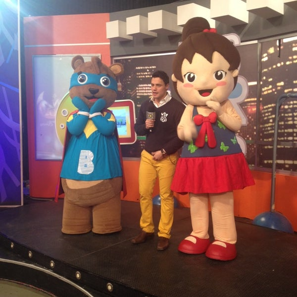 Photo taken at Multimedios Televisión by Fernando on 3/5/2014