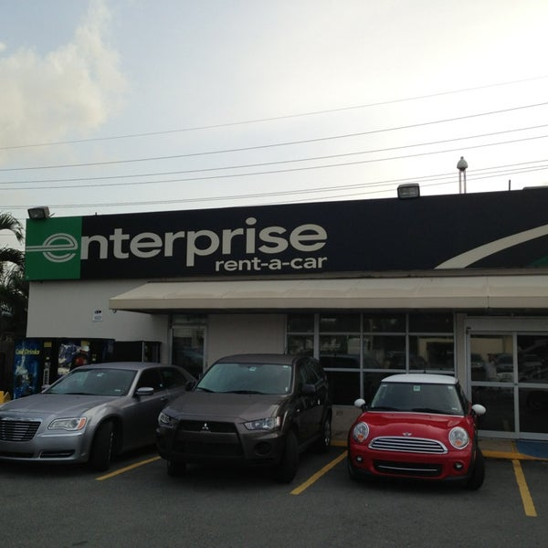 Rent Car Enterprise Airport San Juan Puerto Rico