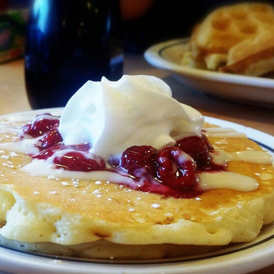 Photo taken at IHOP by Sana T. on 12/26/2014