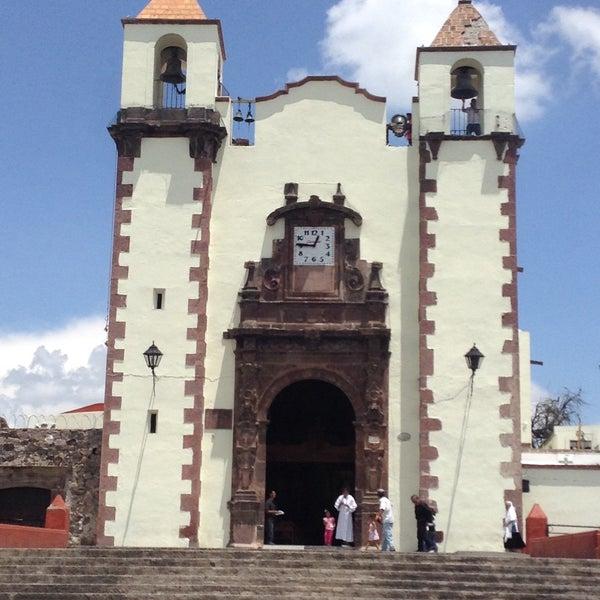 Convento De San Antonio San Miguel De Allende Guanajuato