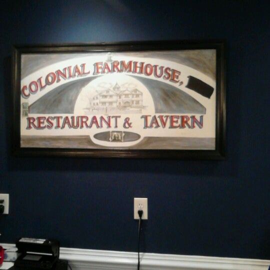 Colonial Farmhouse Restaurant & Tavern Surry VA