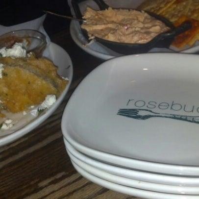Photo taken at Rosebud by Amrit B. on 11/6/2012