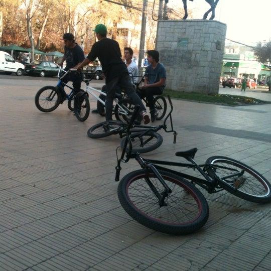 Photo taken at Municipalidad de San Bernardo by Marteliuz on 9/15/2012