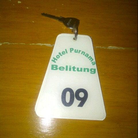 Hotel Purnama Belitung