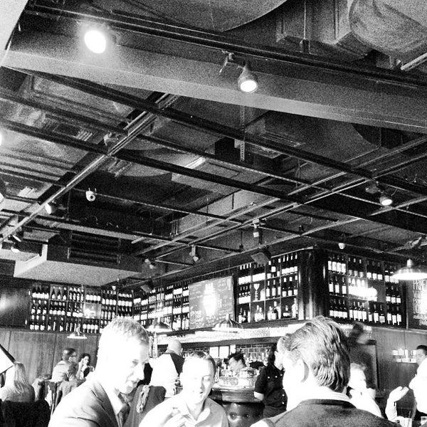 Photo taken at B & B Winepub (Burger & Barrel) by Rahul S. on 3/3/2013