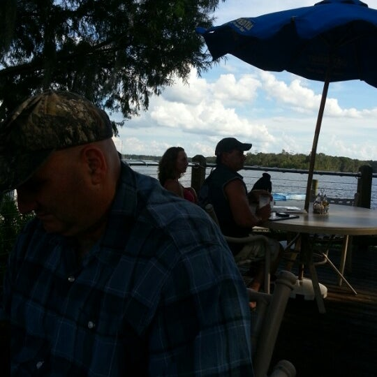 Photo taken at Corky Bell's Seafood by Elizabeth C. on 9/30/2012
