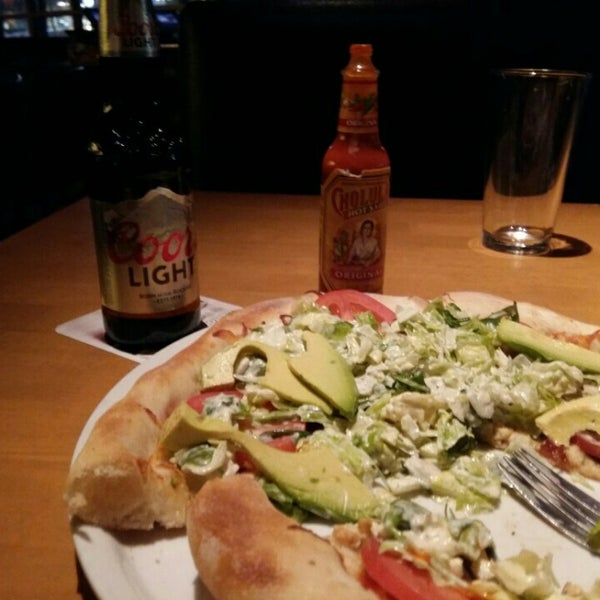 Photo taken at California Pizza Kitchen at Prudential by Dannie G. on 1/24/2016